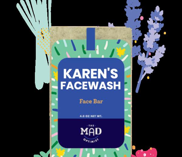 Recipe-449-KAREN'S FACEWASH