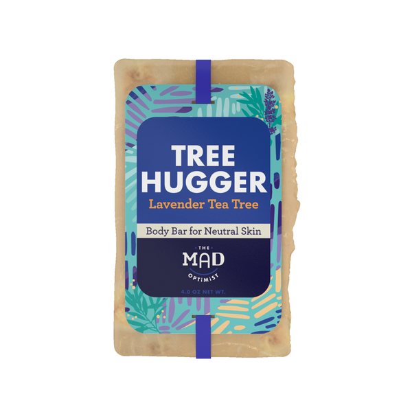 Tree Hugger Lavender Tea Tree bar soap
